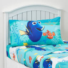 Finding Nemo Bathroom Theme by Disney Finding Dory Bedsheets