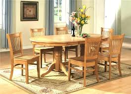 Dinette Table And Chairs Elegant Round Dining Room
