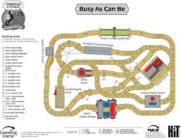 thomas the tank engine track layouts designs even though my