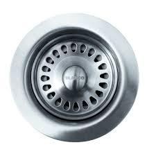 Bathtub Drain Strainer Replacement by Blanco 441093 Silgranit Ii Stainless Steel Drains U0026 Basket