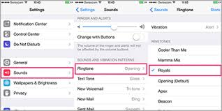 Can I change the ringtone in iPhone Quora
