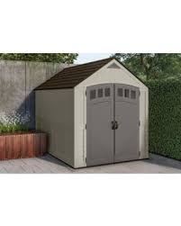 Suncast Horizontal Utility Shed Bms2500 by Check Out These Holiday Deals On Suncast 7 X 10 Covington Storage Shed