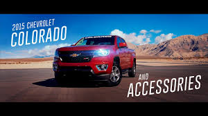 100 Truck Accessories Chevrolet 2015 Colorado Showcased In New Video The News
