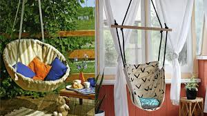 Brazilian Padded Hammock Chair by 20 Epic Ways To Diy Hanging And Swing Chairs Home Design Lover