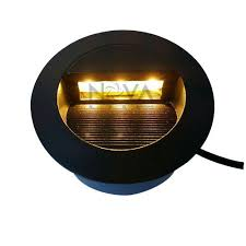 3w outdoor recessed led wall l exterior led step light