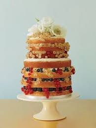 Natural SweetnerThis Rustic Style Confection Focuses On The Cake Unfrosted Layers Are Often Sandwiched