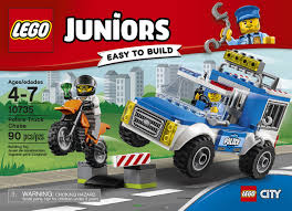 LEGO Juniors Police Truck Chase 10735 Toy For 4-Year-Olds | EBay Custom Lego City Animal Control Truck By Projectkitt On Deviantart Gudi Police Series Car Assemble Diy Building Block Lego City Mobile Police Unit Tractors For Bradley Pinterest Buy 1484 From Flipkart Bechdoin Patrol Car Brick Enlighten 126 Stop Brickset Set Guide And Database Here Is How To Make A 23 Steps With Pictures 911 Enforcer Orion Pax Vehicles Lego Gallery Swat Command Vehicle Model Bricks Toys Set No 60043 Blue Orange Tow Trouble 60137 Cwjoost