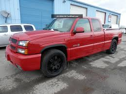 100 2003 Chevy Ss Truck For Sale Chevrolet Silverado 1500 Ext Cab Awd
