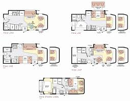 Class C Rv Floor Plans Fresh Winnebago View Motorhome Floorplans