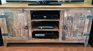 35 Supurb Reclaimed Wood Tv Stands Media Consoles