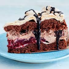 einfach köstlich cremige schneemousse torte