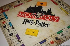 DIY Harry Potter Monopoly