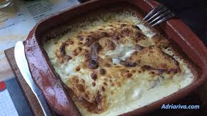 test cuisine strukli traditional croatian cuisine speciality