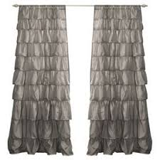Pink Ruffle Curtains Urban Outfitters by 103 Best Curtains Silver And Gold Images On Pinterest Curtain