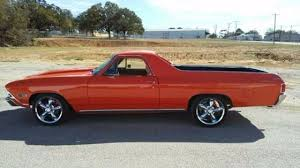 1968 Chevrolet El Camino For Sale Near Cadillac, Michigan 49601 ...
