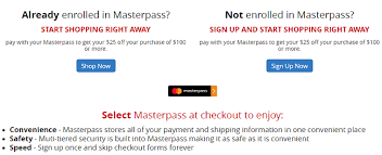Masterpass fice Depot Promotion $25 f $100 Qualifying Purchase