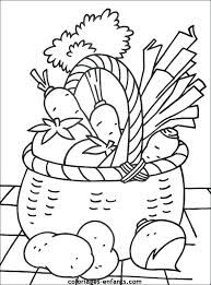 fruits and ve ables baskets pin fruits ve ables basket drawing 9 fruits and ve ables basket vector