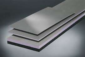 insulated tile backer board 1200mm x 600mm x plumbing