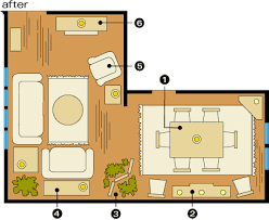 room arrangements for awkward spaces midwest living