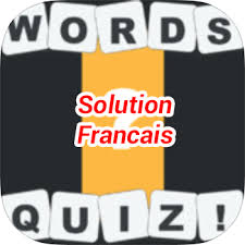 Words Quiz Solution Francais Game Solver