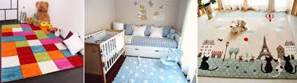 tapis de chambre bébé le tapis chambre bébé confort et déco au ras du sol idées