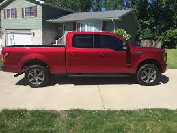 2016 F150 Rough Country 2 5 Leveling Kit At Least Thats What