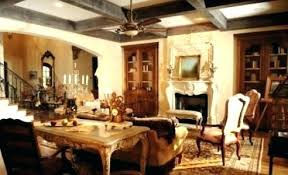 Old World Dining Room Home Decor Personable Style Decorating Ideas For
