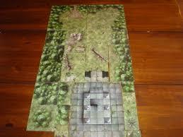 comparison d d dungeon tiles vs pathfinder map packs the
