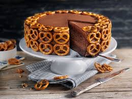 zum wochenende schoko torte mit likör foodies