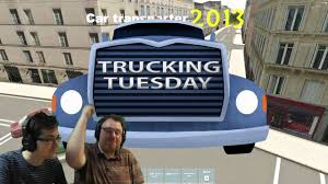 Trucking Tuesday Highlights Part 1 (Yogscast) Only The Best Of The ... Nz Trucking Scania Driver Scores 100 Percent On Driver Support Driverless Will Save Millions Cost Of Jobs Adrenaline Cats Ltd Fort Mckayab Northside Truck Center And Caps Template Gallery Bong Eye Twitter Going Live In 5 Ats Muliplayer Tg Stegall Co Tuesday Yogscast Top Stories Happening The Industry You Cant Miss Houston Texas Harris County University Restaurant Drhospital Car Transporter Sim 2013 Coub Gifs With Sound Industry Worrying About How To Deal High Drivers