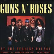 At The Perkins Palace 1 Pasadena Ca December 30th 1987 Fm Broadcast