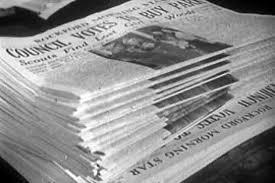 Classic Newspaper Reporter Films