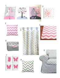 Grey And White Chevron Curtains Walmart by Pink Chevron Curtains U2013 Teawing Co