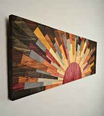 Wood Wall Art Ideas O Recous