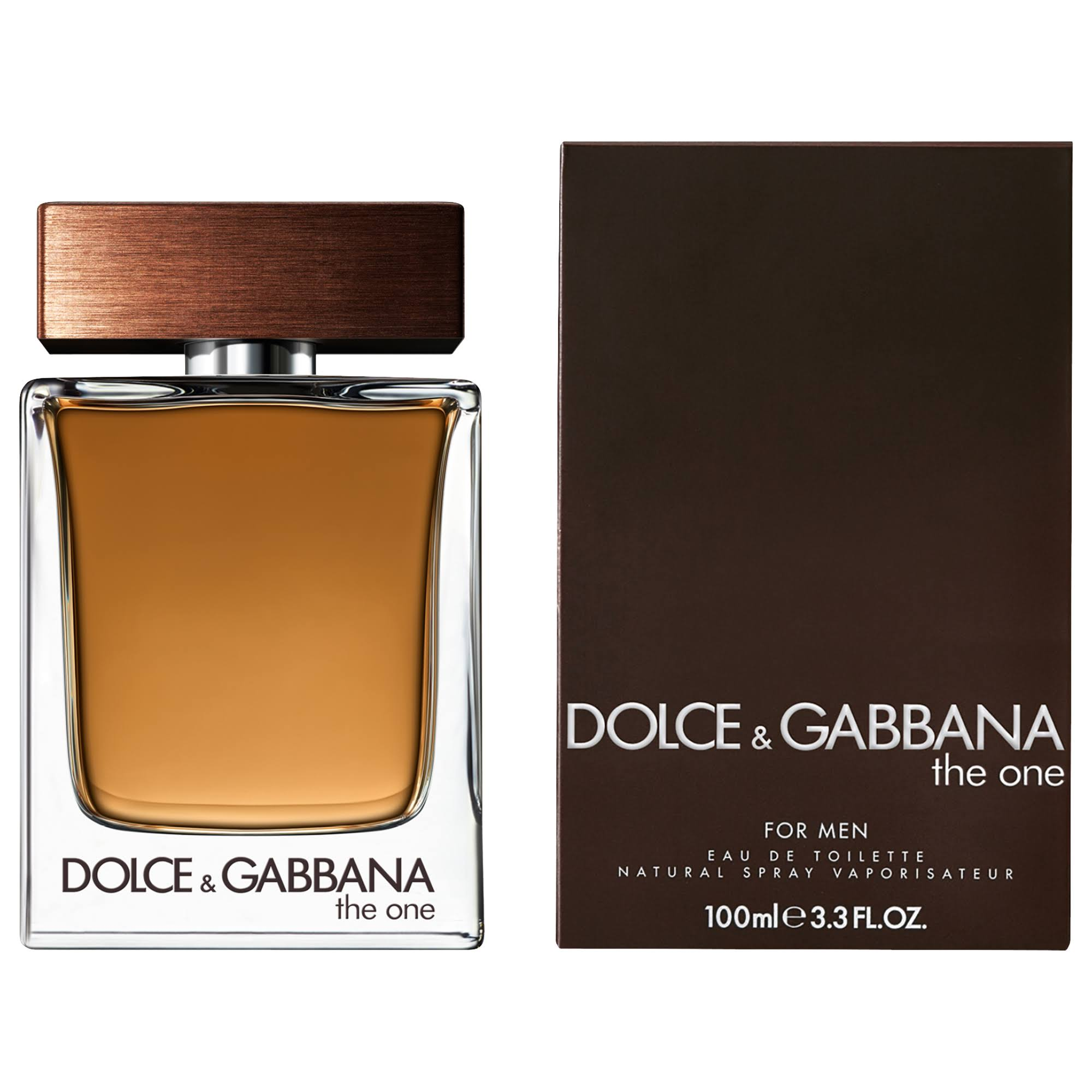 Dolce & Gabbana The One Men's Eau de Toilette Spray - 100ml