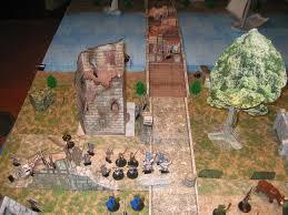 Making 3d Dungeon Tiles by Raging Owlbear D U0026d Add 3d Flair On The Cheap