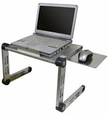 Portable Laptop Desk with Mouse Pad For Woman and Child id