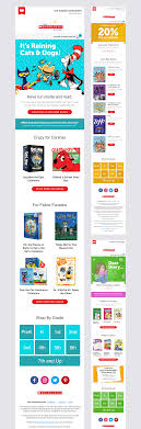 Scholastic Newsletter Design System - Maggie Hong