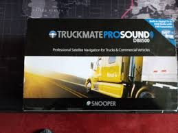 100 Radio For Trucks Snooper DB8500 Satnav