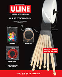 Uline Poly Bag Catalog Cover