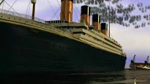 titanic sinking 3d video dailymotion