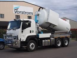 100 Used Vacuum Trucks Sucker Truck Models Built To Work Vorstrom Australia