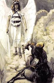 Image File Of Balaam An Angel And The Donkey
