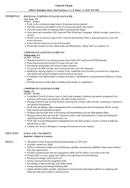 Corporate Sales Manager Resume Samples   Velvet Jobs Team Manager Resume Sample Lamajasonkellyphotoco 11 Amazing Management Resume Examples Livecareer Social Media Manager Sample Velvet Jobs Top 8 Client Relationship Samples Benefits Samples By Real People Digital Marketing 40 Skills Job Description Channel Sales And Templates Visualcv Logistics The Best 2019 Project Example Guide Cporate