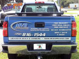 100 Tailgate Truck MVB BB Graphics The Wrap Pros
