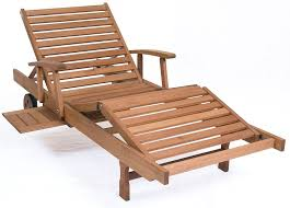 wood lounge chairs outdoor outdoorlivingdecor
