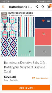 Navy And Coral Crib Bedding by 48 Best Navy Coral And Mint Nursery Images On Pinterest Mint