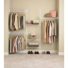 Wire Closet Systems - Wire Closet Organizers - The Home Depot Wire Shelving Fabulous Closet Home Depot Design Walk In Interior Fniture White Wooden Door For Decoration With Cute Closet Organizers Home Depot Do It Yourself Roselawnlutheran Systems Organizers The Designs Buying Wardrobe Closets Ideas Organizer Tool Rubbermaid Designer Stunning Broom Design Small Broom Organization Trend Spaces Extraordinary Bedroom Awesome Master