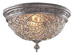 flush mount ceiling light covers with cover conversion kits