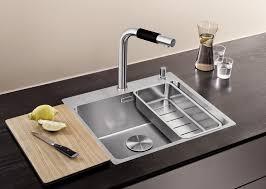 welche materialien eignen sich für küchenspülen
